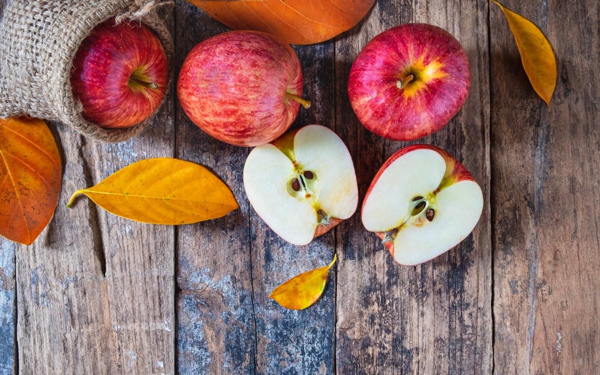 Rompecabezas Ripe apples