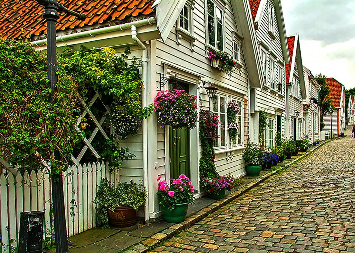 Rompecabezas Stavanger Norway