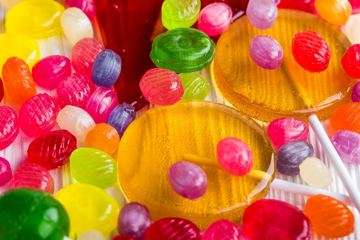 Rompecabezas Recoger rompecabezas en línea - Sweetmeats