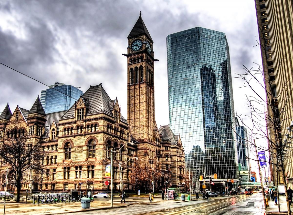 Rompecabezas Recoger rompecabezas en línea - Toronto Canada