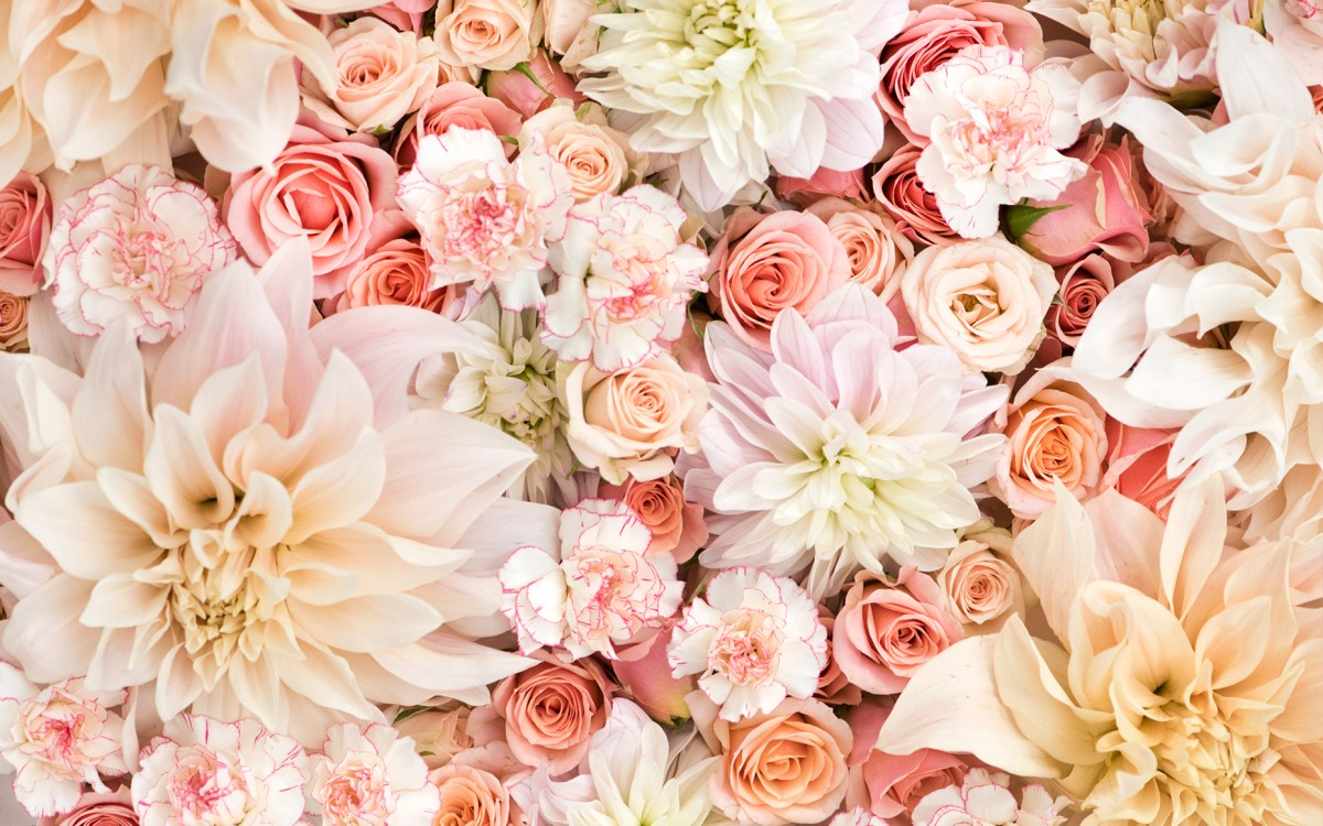 Rompecabezas Recoger rompecabezas en línea - Flowers