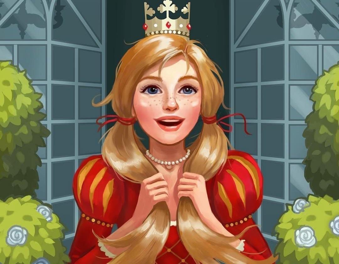 Rompecabezas Recoger rompecabezas en línea - Fun Princess
