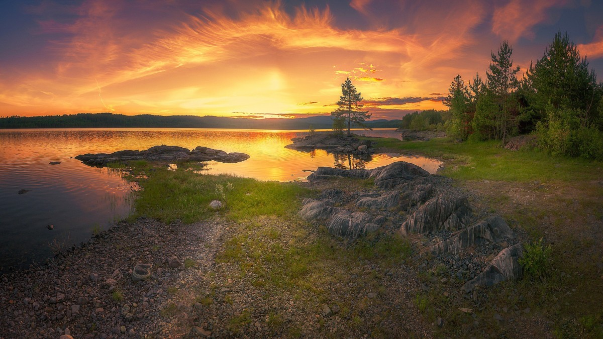Rompecabezas Sunset