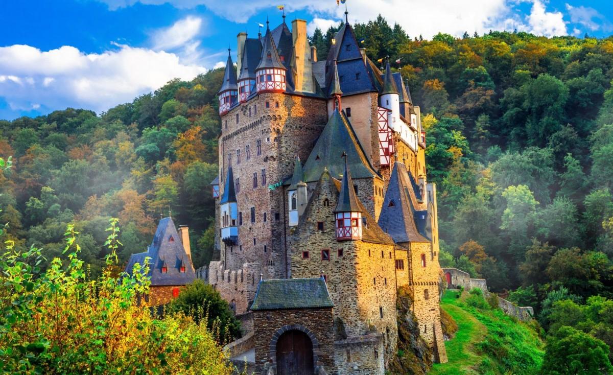 Rompecabezas Eltz Castle