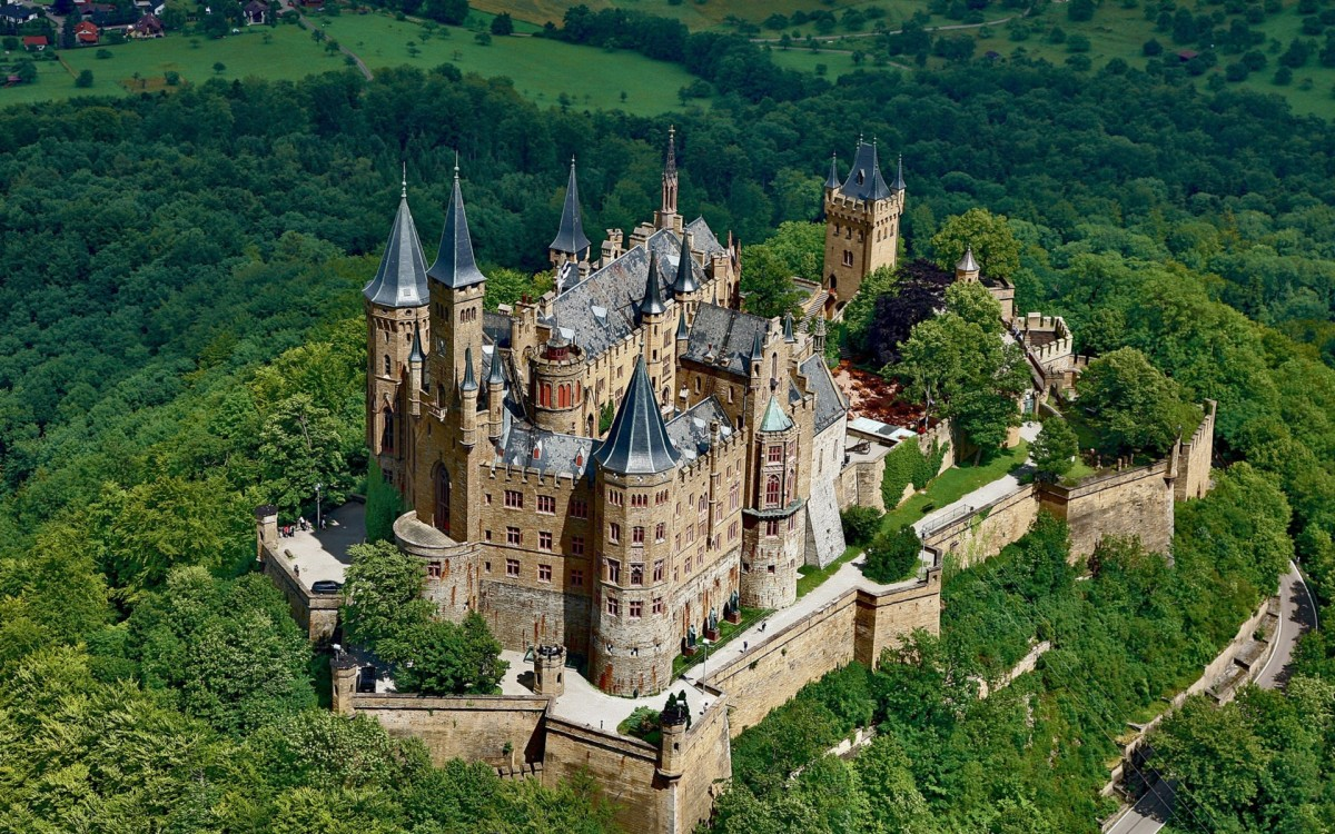 Rompecabezas Hohenzollern Castle
