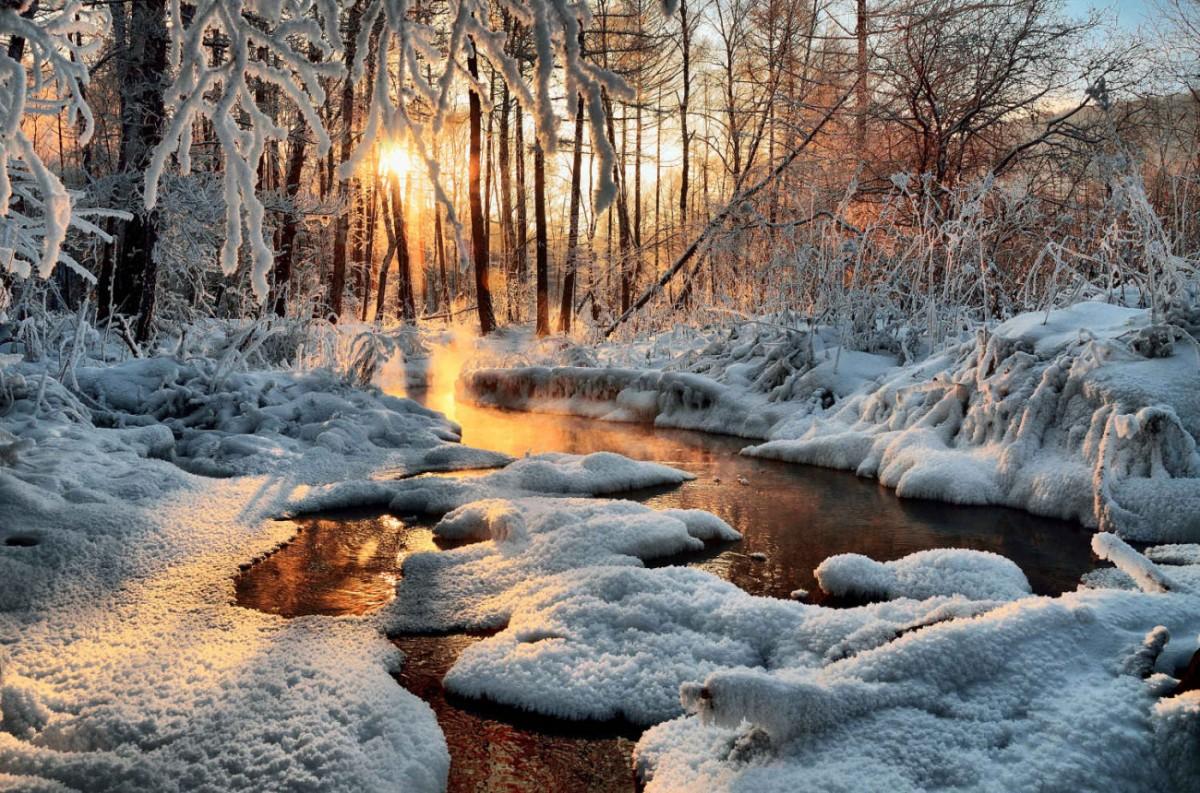 Rompecabezas Recoger rompecabezas en línea - winter