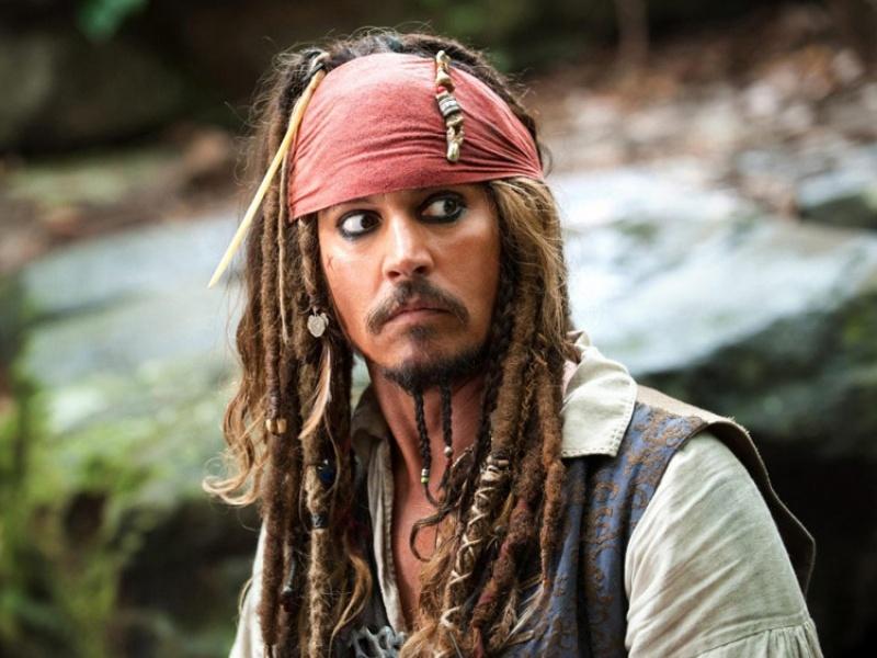 Rompecabezas Recoger rompecabezas en línea - Jack Sparrow
