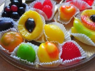 Собирать пазл Fruit marmalade онлайн