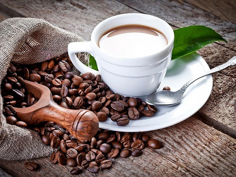Rompecabezas Recoger rompecabezas en línea - Aromatic coffee