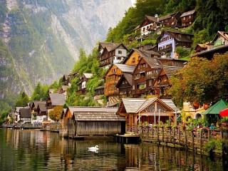 Собирать пазл Austria онлайн