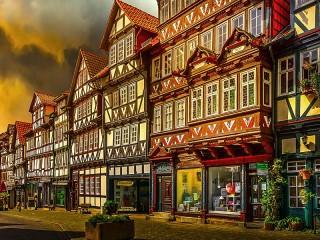 Собирать пазл Bad Soden Allendorf онлайн