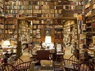 Собирать пазл Library онлайн
