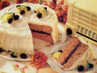 Собирать пазл Biscuit cake онлайн
