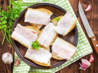 Собирать пазл Sandwiches with bacon онлайн