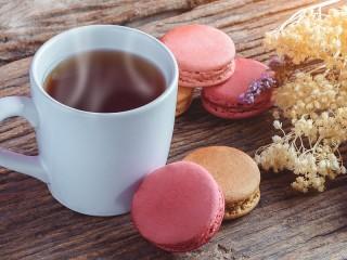 Собирать пазл Tea and biscuits онлайн