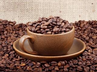 Собирать пазл A Cup of beans онлайн