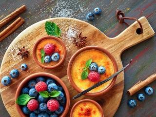 Собирать пазл Dessert онлайн