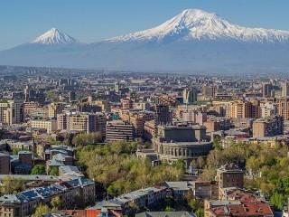 Собирать пазл Erevan онлайн
