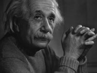 Собирать пазл Einstein онлайн