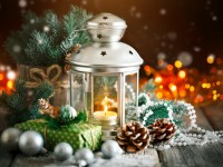 Собирать пазл Lantern with candle онлайн