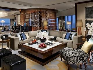 Собирать пазл Living room онлайн
