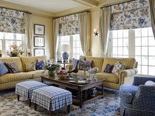 Собирать пазл Living room classic онлайн