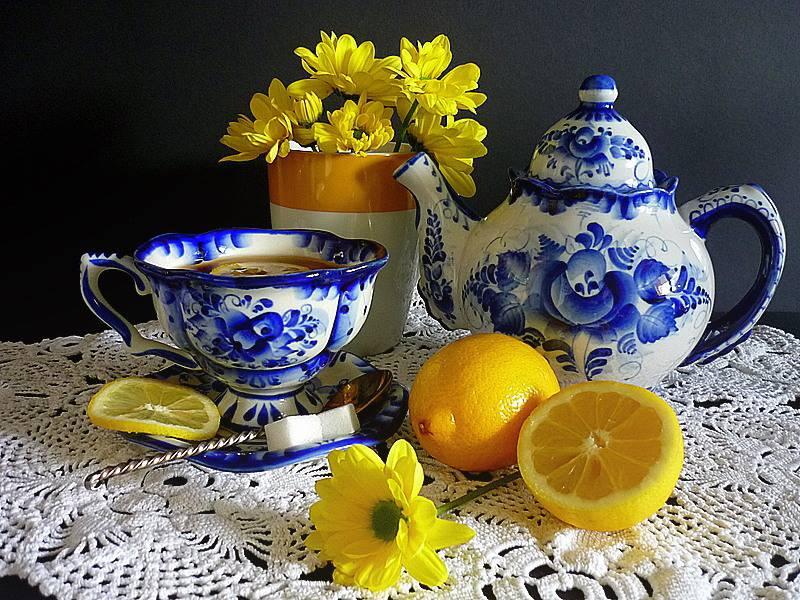 Rompecabezas Recoger rompecabezas en línea - Porcelain
