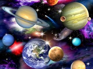 Собирать пазл Space 1 онлайн