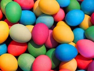 Собирать пазл Eggs онлайн