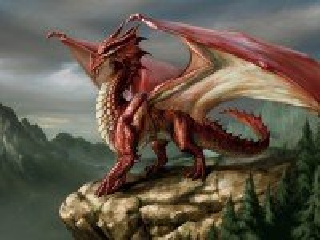 Собирать пазл Red dragon онлайн