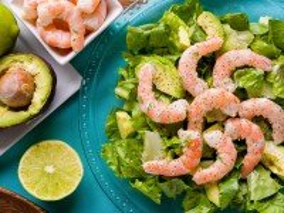 Собирать пазл Shrimps онлайн