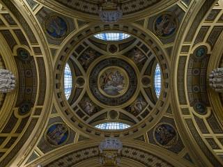 Собирать пазл Baths dome онлайн