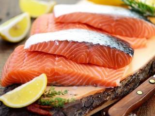 Собирать пазл Lemon and fish онлайн