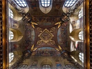 Собирать пазл The Louvre онлайн
