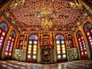 Собирать пазл Museum in Tehran онлайн