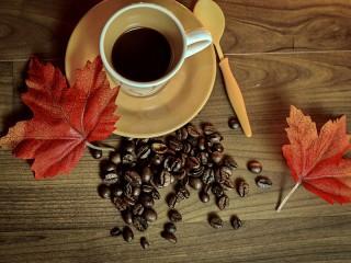 Собирать пазл Still life with coffee онлайн