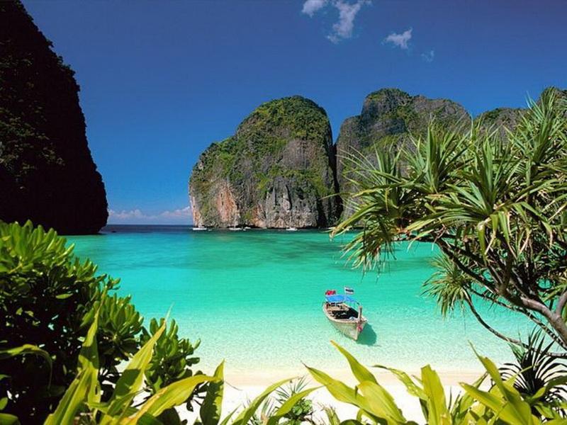 Rompecabezas Phi Phi Island