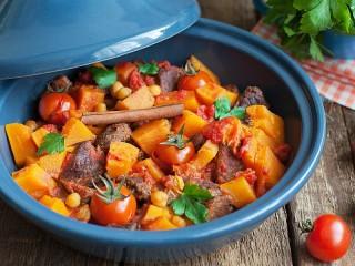 Собирать пазл Vegetable stew онлайн