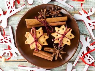 Собирать пазл Cookies and spices онлайн
