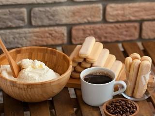 Собирать пазл Biscuits coffee онлайн