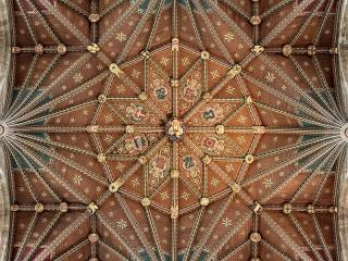 Собирать пазл Peterborough Cathedral онлайн