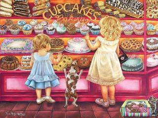 Собирать пазл Cake for all онлайн