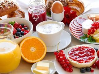 Собирать пазл Nutritious snack онлайн