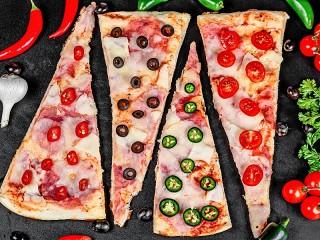Собирать пазл Pizza онлайн