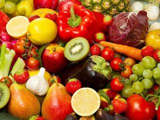 Собирать пазл Fruit many онлайн