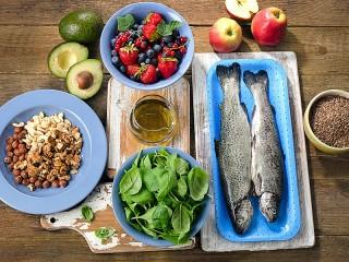 Собирать пазл Healthy food онлайн