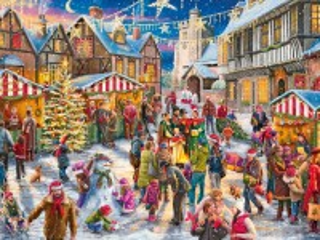 Собирать пазл Festivities онлайн