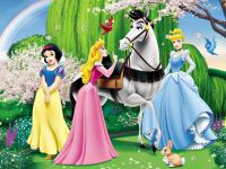 Собирать пазл Princesses онлайн