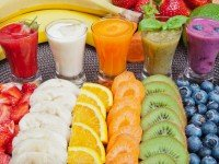 Собирать пазл Vitamins rainbow онлайн