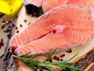 Собирать пазл Fish steak онлайн
